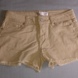 No boundaries shorts (9)